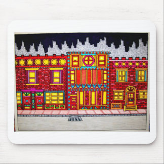 Childhood Bronx by Piliero Mouse Pad