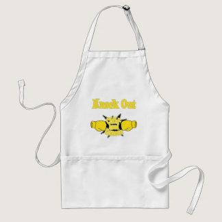 childhood cancer adult apron