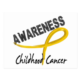 Childhood Cancer Awareness 3 Postcard