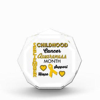 Childhood Cancer Awareness Award