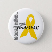 Childhood Cancer Awareness Button