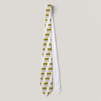 Childhood Cancer Awareness CURE Neck Tie