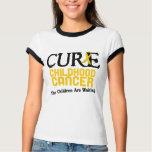 Childhood Cancer Awareness CURE T-Shirt