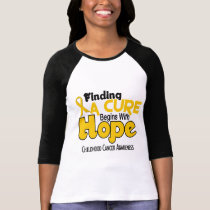 Childhood Cancer Awareness HOPE 5 T-Shirt