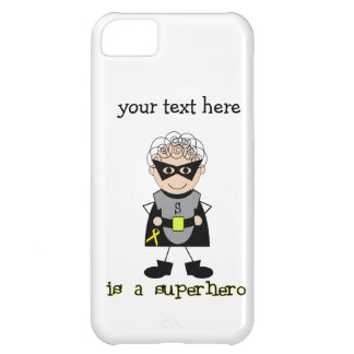 Childhood Cancer Awareness iPhone 5C Case
