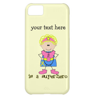 Childhood Cancer Awareness iPhone 5C Cover