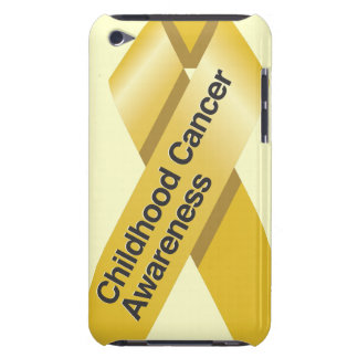 Childhood Cancer Awareness ipod case iPod Touch Covers