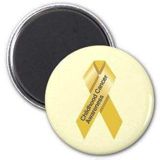 Childhood Cancer Awareness Magnet