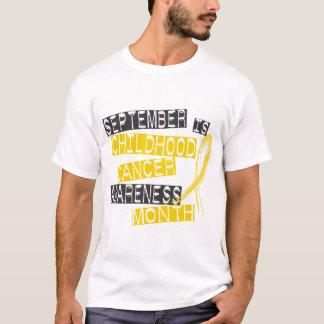 Childhood Cancer Awareness Month L1 T-Shirt