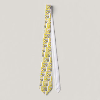 Childhood Cancer Awareness Month Ribbon I2 1.4 Tie