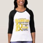 Childhood Cancer Awareness Month Ribbon I2 2 Shirts