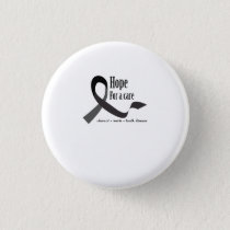 Childhood Cancer Awareness No One Fights Alone Button