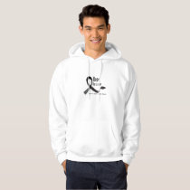 Childhood Cancer Awareness No One Fights Alone Hoodie