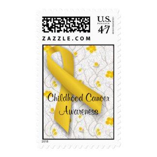 Childhood Cancer Awareness Postage