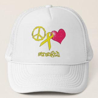 Childhood Cancer Awareness Trucker Hat