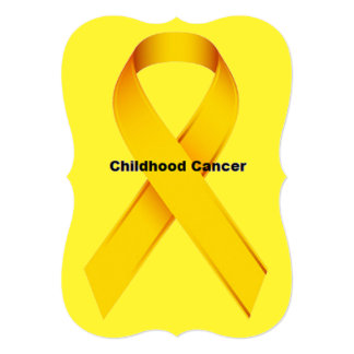 Childhood Cancer Card