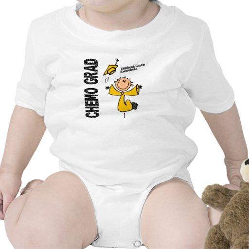 Childhood Cancer CHEMO GRAD 1 Shirt
