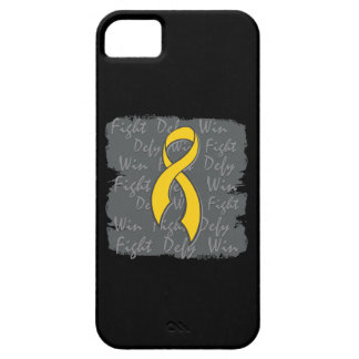 Childhood Cancer Fight Defy Win iPhone 5 Cases