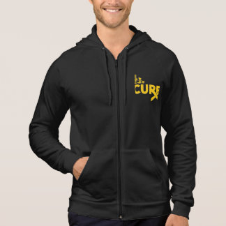 Childhood Cancer Fight For A Cure Hooded Sweatshirt