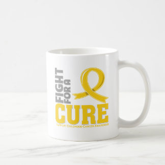 Childhood Cancer Fight For A Cure Coffee Mug