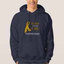 Childhood Cancer Fight for the Cure Hoodie