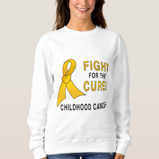 Childhood Cancer Fight for the Cure Sweatshirt