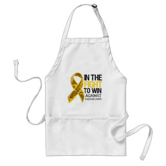 Childhood Cancer - Fight To Win Aprons