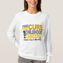 Childhood Cancer Find The Cure 1 T-Shirt