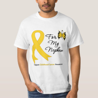 Childhood Cancer For My Nephew T-Shirt