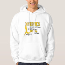 Childhood Cancer Heroes All Sizes 1 Son Hoodie