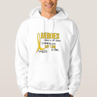 Childhood Cancer Heroes All Sizes 1 Son Pullover