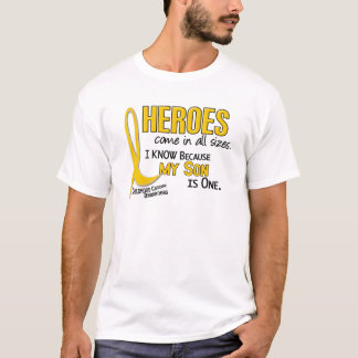 Childhood Cancer Heroes All Sizes 1 Son T-Shirt