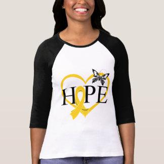 Childhood Cancer Hope Butterfly Heart Décor Dresses
