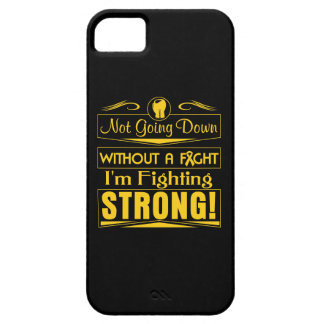 Childhood Cancer I Am Fighting Strong iPhone 5 Cover