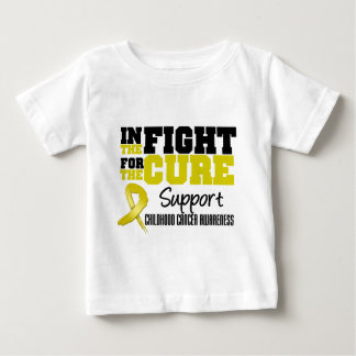 Childhood Cancer In The Fight For The Cure Infant T-shirt