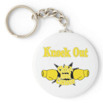 Childhood Cancer Keychain