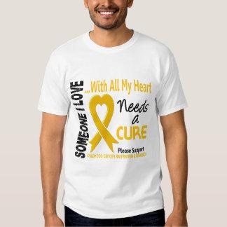 Childhood Cancer Needs A Cure 3 T-Shirt