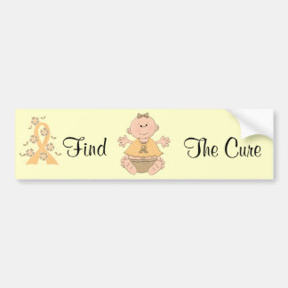 Childhood Cancer Products Bumper Sticker