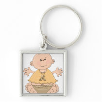 Childhood Cancer Products Keychain
