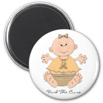 Childhood Cancer Products Magnet