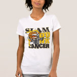 Childhood Cancer - Slam Dunk Cancer Tee Shirts