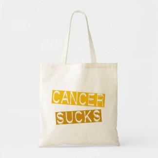 Childhood Cancer Sucks 2C Tote Bag
