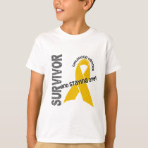 Childhood Cancer Survivor T-Shirt
