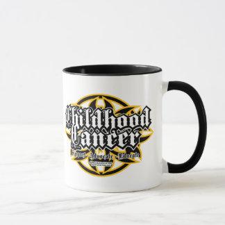 Childhood Cancer Tribal Mug