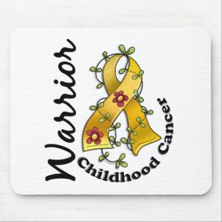 Childhood Cancer Warrior 15 Mousepad