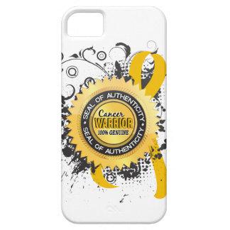 Childhood Cancer Warrior 23 iPhone SE/5/5s Case