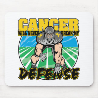 Childhood Cancer Will Never Break My Defense Mouse Pad