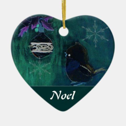Childhood Christmas Fantasy Ornament