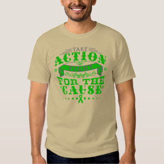 Childhood Depression Take Action Fight For Cause T-shirt