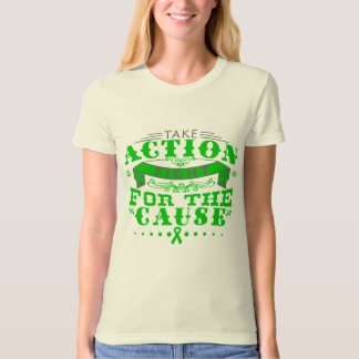 Childhood Depression Take Action Fight For Cause Tshirt